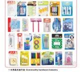 Empaquetadora de Papercard para el cepillo de dientes y el lacre de Barttery