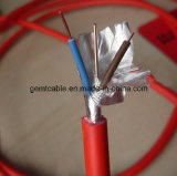 Fil professionnel de câble d'épreuve d'incendie de Gemt pour la garantie