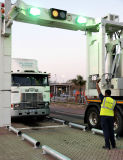 Система Safeway - оборудование скрининга груза и корабля машины луча x