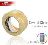 Cristallo - nastro libero di sigillamento BOPP della scatola