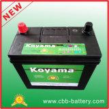 Ligando a bateria de automóvel Ns60lmf da manutenção livre (12V45Ah)