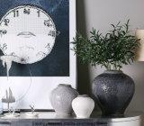 Glazige het vloer-Type van Oppervlakte Ceramische Bloempot