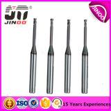 Jinoo 텅스텐 탄화물 2 플루트 깊은 강저 끝 선반