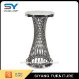 Projetos modernos do carrinho de flor do metal da mobília para a HOME