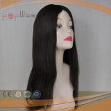 El grado superior acoda la peluca superior de seda de las mujeres del frente del cordón de la relación de transformación del pelo del grado (PPG-l-0821)