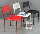 slimming o plástico que empilha a cadeira lateral (LL-0044A)