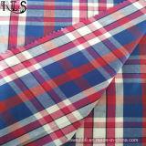 Il filato tessuto 100% del popeline di cotone ha tinto il tessuto per le camice/vestito Rlsc40-20