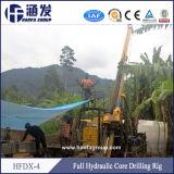 판매를 위한 휴대용 가득 차있는 유압 다이아몬드 코어 교련 (hfdx-4)
