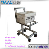 Perfil de aluminio de la protuberancia para los transportadores de la empaquetadora