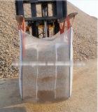 Sac en bloc ouvert de dessus tissé par pp pour le sable