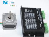 4 cables simple controlador de motor paso a paso