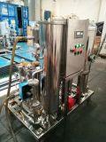 Zuiveringsinstallatie van de Olie van het roestvrij staal de Vuurvaste met Capaciteit van 10 Liter per Minuut