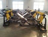 Retrocesso da parte traseira do equipamento da ginástica da alta qualidade (SM-2008)