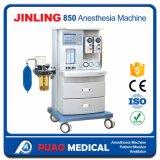 ICU Anästhesie-Maschine mit 8.4 Strömungsmesser-Anästhesie-Maschine Zoll2 der Vaporizers-5 für Hunan