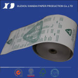 Papier thermosensible Rolls de 2017 Rolls de papier thermosensible du roulis 57*47 de la réception la plus populaire de caisse comptable