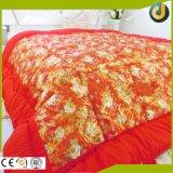 Lámina para gofrar caliente modificada para requisitos particulares para la materia textil
