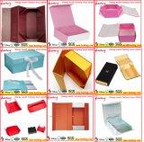 Koohing 로고 인쇄 선물 수송용 포장 상자와 폴딩 마분지 종이 선물 상자