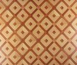 El mejor suelo del laminado del entarimado del mosaico HDF de la alta calidad 12.3m m del precio