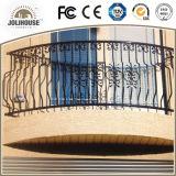 De Fabriek van de goede Kwaliteit paste de Betrouwbare Leuning van het Roestvrij staal van de Leverancier met Ervaring in de Ontwerpen van het Project aan