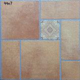 azulejo esmaltado rústico de cerámica de 400X400m m para el suelo