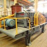 3-5thp砕石機のプラント装置機械を押しつぶす油圧ローラー粉砕機