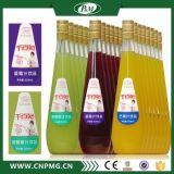 Etichette adesive per le bottiglie di vetro di plastica