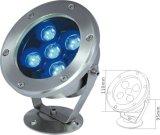 Luces subacuáticas coloridas del RGB LED de la venta caliente para los barcos con IP68