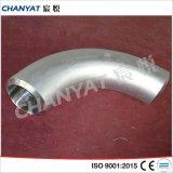 Curvatura senza giunte dell'acciaio inossidabile con la tangente A403 (S32109, S34700, S34709)