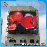 Im Freien Anschlagtafel-Bildschirmanzeige des Verschieben- der BildschirmanzeigeP16 LED