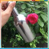 Hsinda 487% Glanz-Spiegel-Chrom-Silber-Effekt-elektrostatische Spray-Lack-Puder-Beschichtung