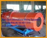 Tipo de neumático Drum Rotary Scrubber Equipos para Minería