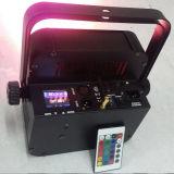lumière de Noël sans fil de la batterie DMX DEL PAR64 de 6X15W Rgabw