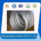 316 3/8 tubo en espiral del acero inoxidable