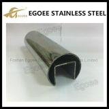 Ss304 de Buis van Sloted van het Roestvrij staal voor 1216mm Glas
