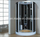 1000mm Corner sauna de vapor con ducha (AT-0912-1)