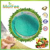 Fertilizante soluble en agua 20-20-20 del 100% NPK