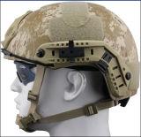 Nij Iiia 9mm &. 44 casco balistico di magnetico Kevlar