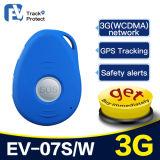 Waterdichte Persoonlijke GPS Drijver eV-07s met Vrij GPS Volgend Systeem