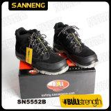 新しいPU/PUの足底(Sn5552)が付いている産業革安全靴