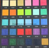 Couro gravado do PVC do plutônio da alta qualidade 2017 a mais nova para o caderno de empacotamento (F38-39)