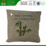 Moso Bambusholzkohle-Beutel-desodorierendes Mittel