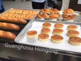 Bäckerei-Gerät, 1 Tellersegment-geläufiger elektrischer Ofen der Plattform-1