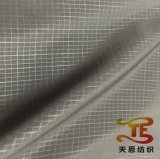 Stof van de Pongézijde van de Polyester van China maakte de Textiel240t Eenvormige Stof in reliëf