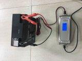 Chargeur de batterie sec d'affichage à cristaux liquides pour la batterie d'acide de plomb