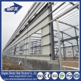 Prefabricated Long Span High Rise Steel Frame Structure Building