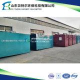 De sanitaire Installatie van de Behandeling van afvalwater (WWTP/STP)