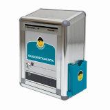 Aluminiumvorschlags-Kasten mit der Feder-und Anmerkungs-Auflage klein