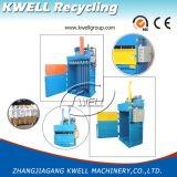 油圧不用なリサイクルの梱包機またはボール紙の包装機械かカートンの圧縮機械機械