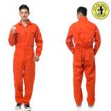 도매 주황색 작업복, 산업 다중 포켓 작업복 작업복