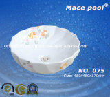 아름다운 목욕탕 위생 상품 세라믹 물동이 사발 (075)